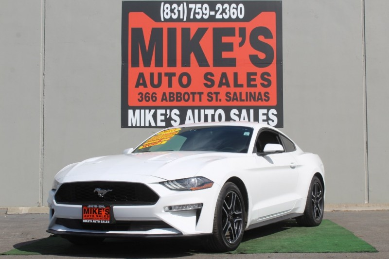 Ford Mustang 2018 price $24,999