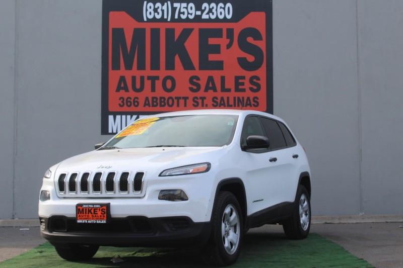 Jeep Cherokee 2016 price $14,999
