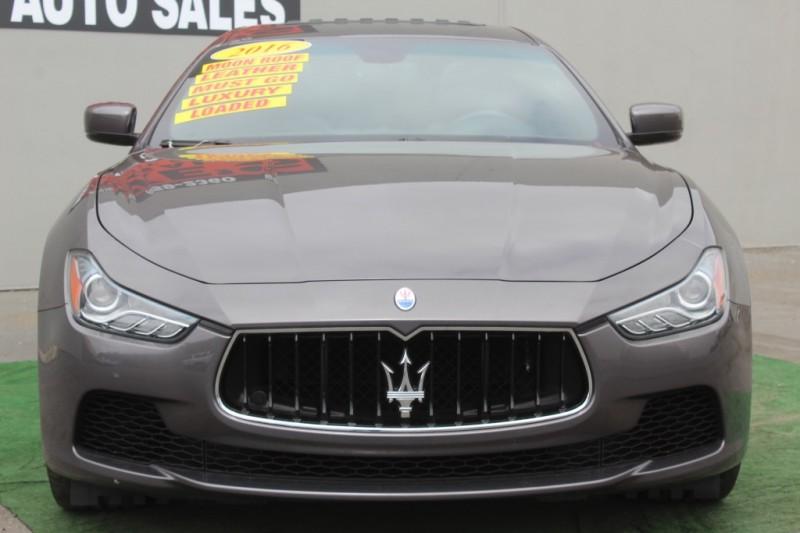 Maserati Ghibli 2016 price $32,999