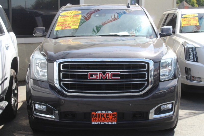 GMC Yukon XL 2017 price $39,999