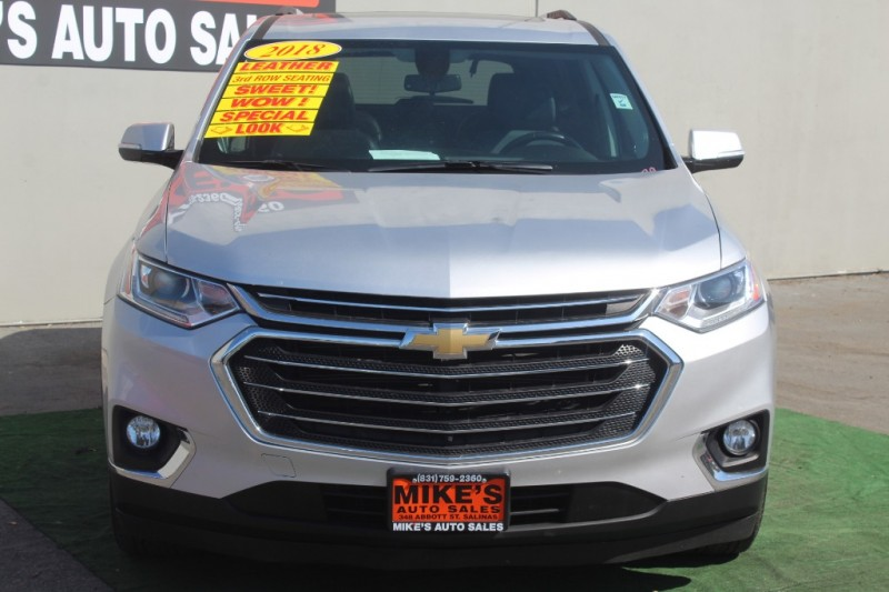 Chevrolet Traverse 2018 price $35,999