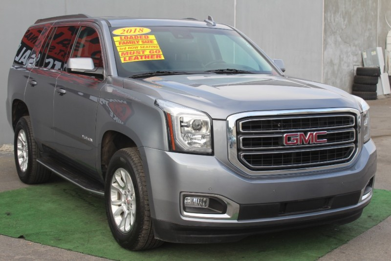 GMC Yukon 2018 price $44,999