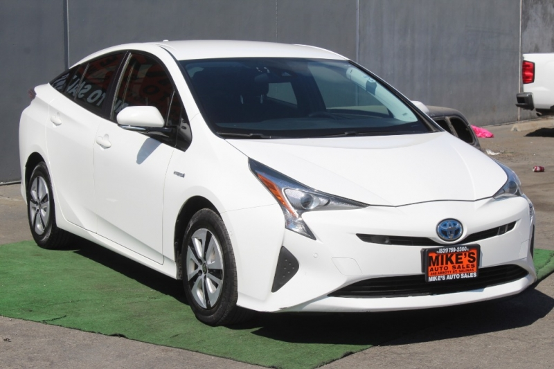 Toyota Prius 2018 price $21,999