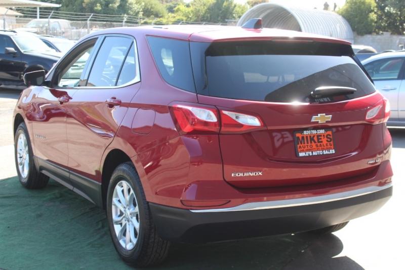 Chevrolet Equinox 2018 price $19,999