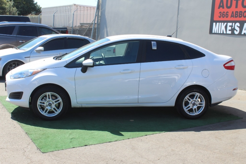 Ford Fiesta 2017 price $11,999