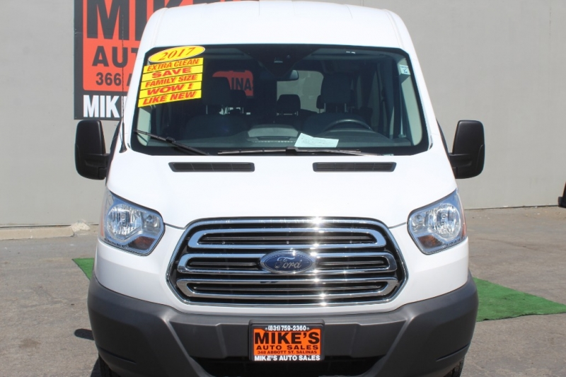 Ford Transit Wagon 2017 price $29,999
