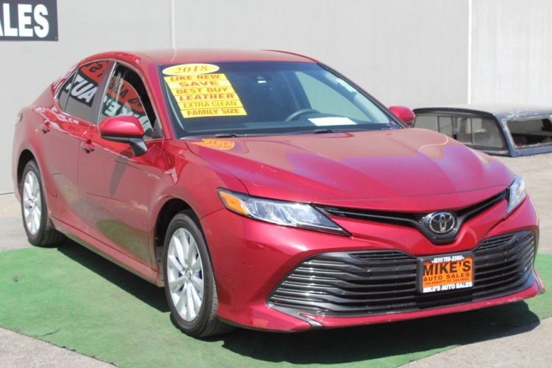 Toyota Camry 2018 price $19,999