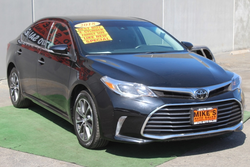 Toyota Avalon 2018 price $18,999