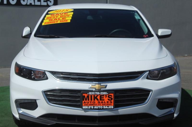 Chevrolet Malibu 2018 price $16,999