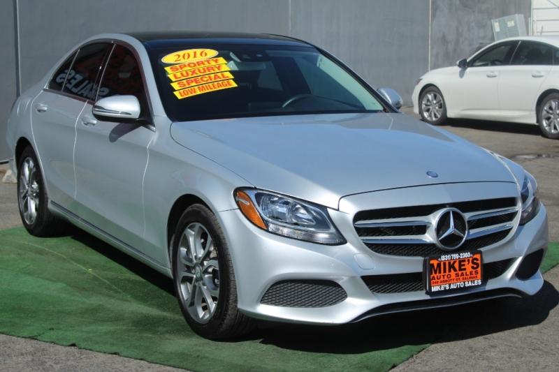 Mercedes-Benz C-Class 2016 price $21,999