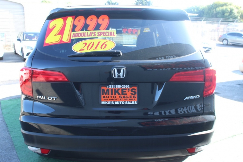 Honda Pilot 2016 price $19,999