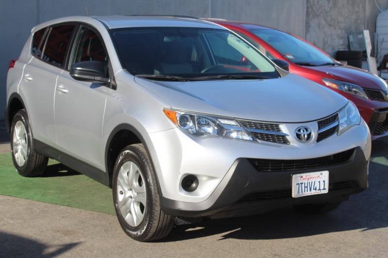 Toyota RAV4 2014 price $13,999