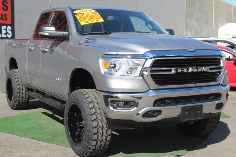 RAM 1500 2019 price $0