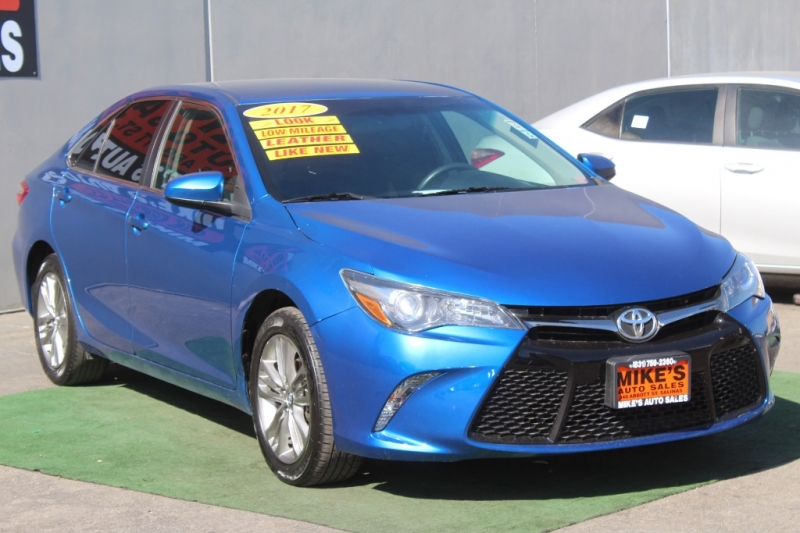 Toyota Camry 2017 price $16,999