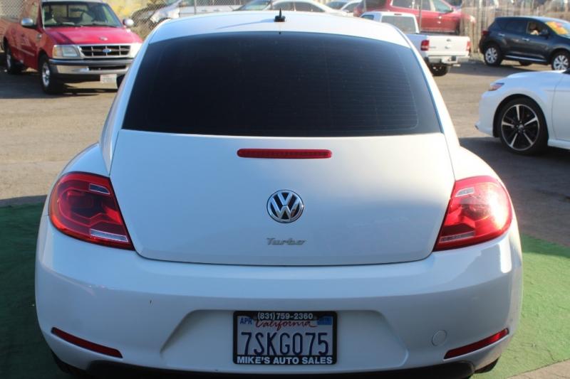Volkswagen Beetle Coupe 2016 price $11,999