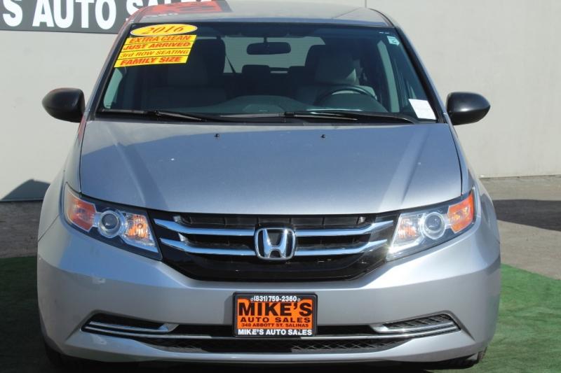 Honda Odyssey 2016 price $21,999
