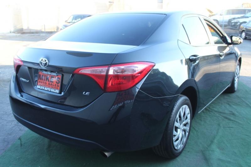 Toyota Corolla 2018 price $15,999