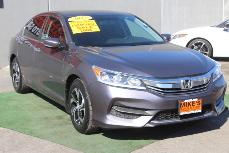 Honda Accord Sedan 2017 price $15,500