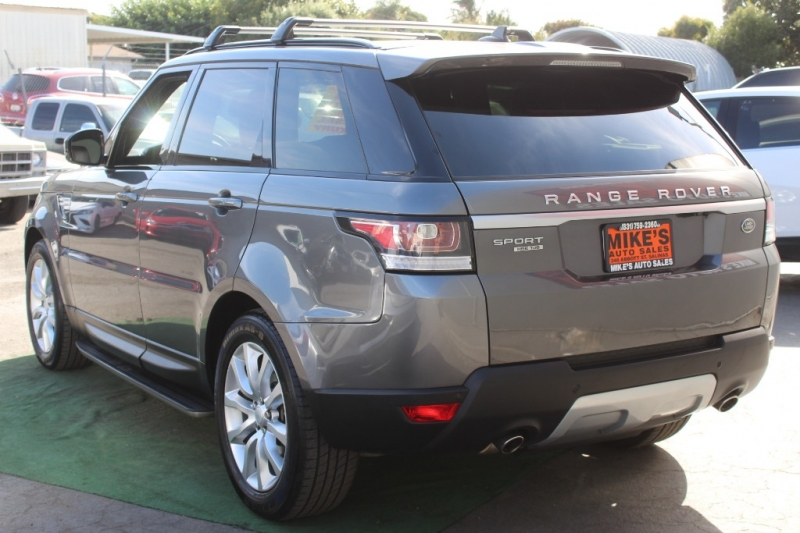 Land Rover Range Rover Sport 2016 price $39,500