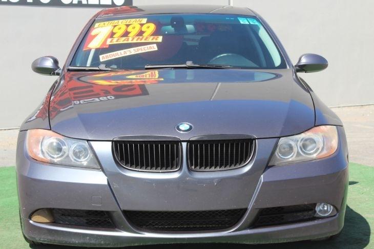 BMW 3 Series 2007 price $6,999