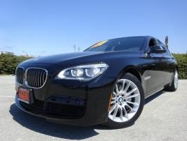 BMW 7-Series 2013