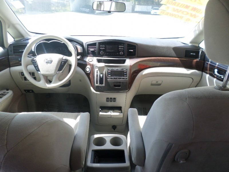 Nissan Quest 2014 price $16,999