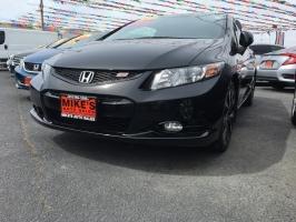 Honda Civic Cpe 2013
