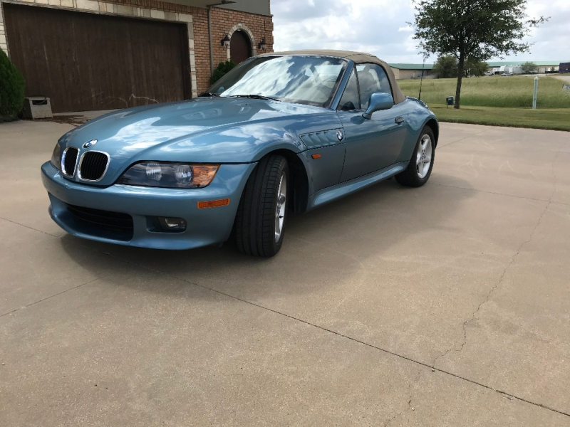 BMW Z3 1998 price $7,600