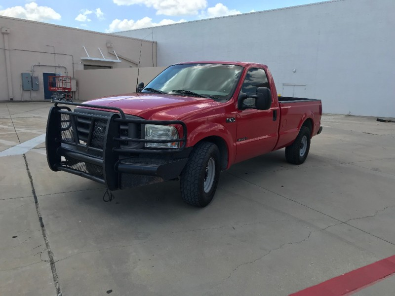 Ford Super Duty F-250 2001 price $5,150