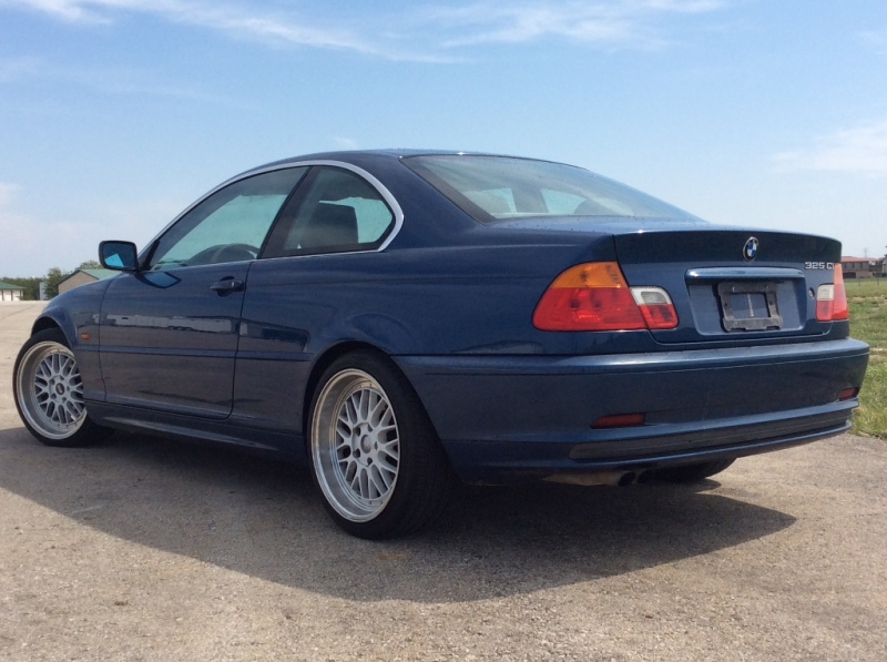 BMW 3-Series 2001 price $2,750
