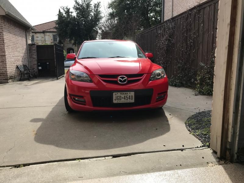 Mazda Mazdaspeed 3 2007 price $0