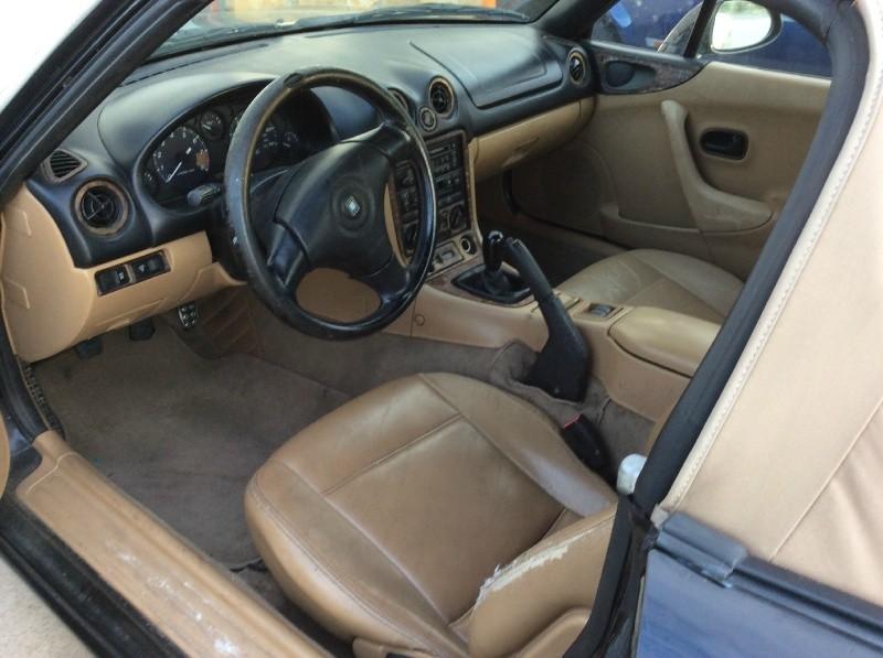 Mazda MX-5 Miata 1999 price $1,950