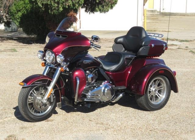 2015 Harley-Davidson Tri Glide Ultra