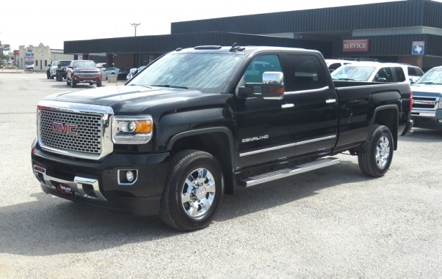 2015 GMC Sierra 3500HD