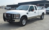 Ford Super Duty F-250 XLT 2008