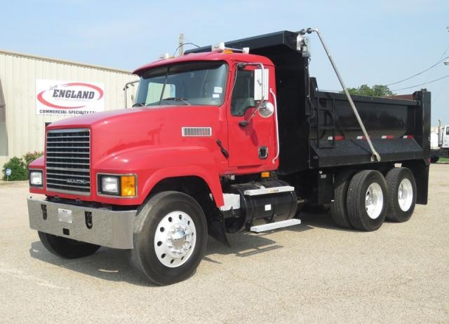 2008 Mack 600 CHU Dump Truck
