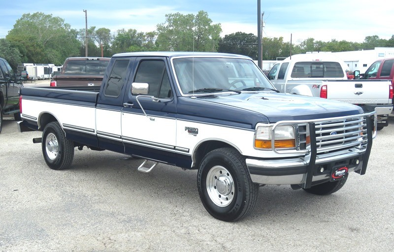 Ford F-250 1995 price $12,950