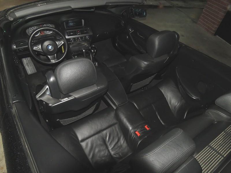BMW 6-Series 2006 price $10,950