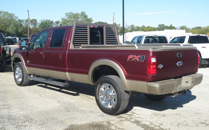 Ford Super Duty F-350 SRW 2012 price $39,950