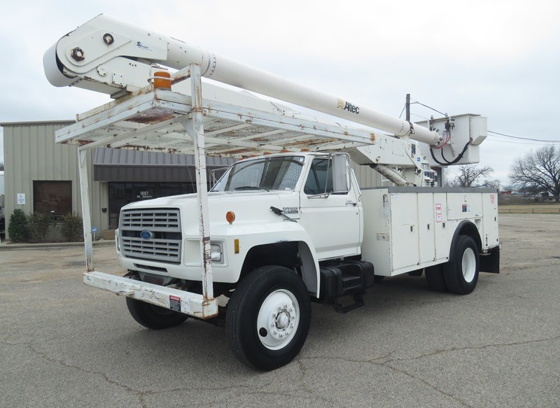 Ford F700 1994 price $15,950