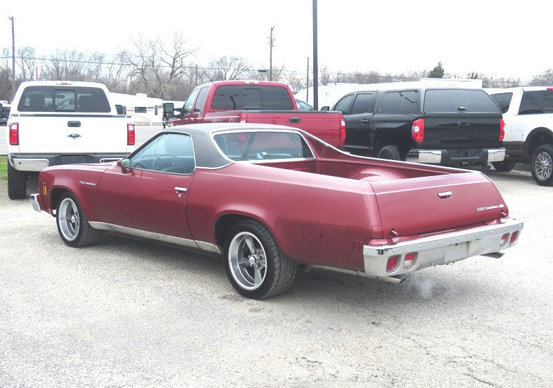 Chevrolet El Camino 1973 price $12,950
