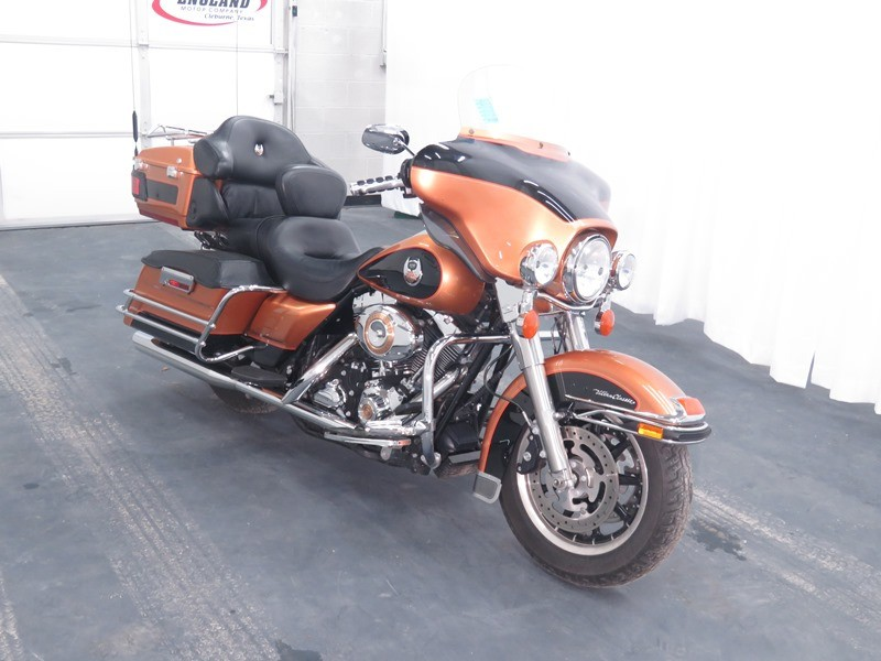 Harley-Davidson Ultra Classic 2008 price $10,950