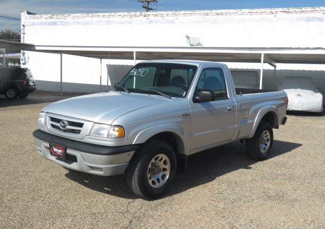 2003 Mazda B-Series 2WD Truck