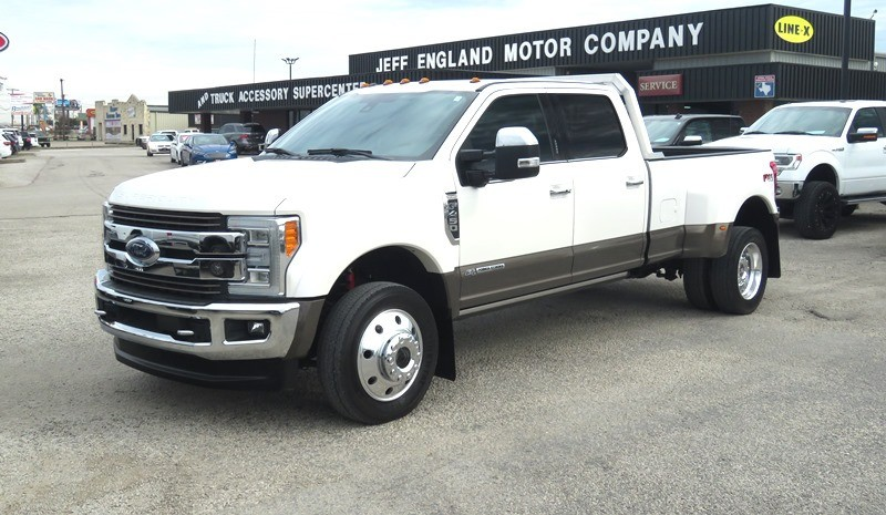 Ford Super Duty F-450 DRW 2017 price $68,950