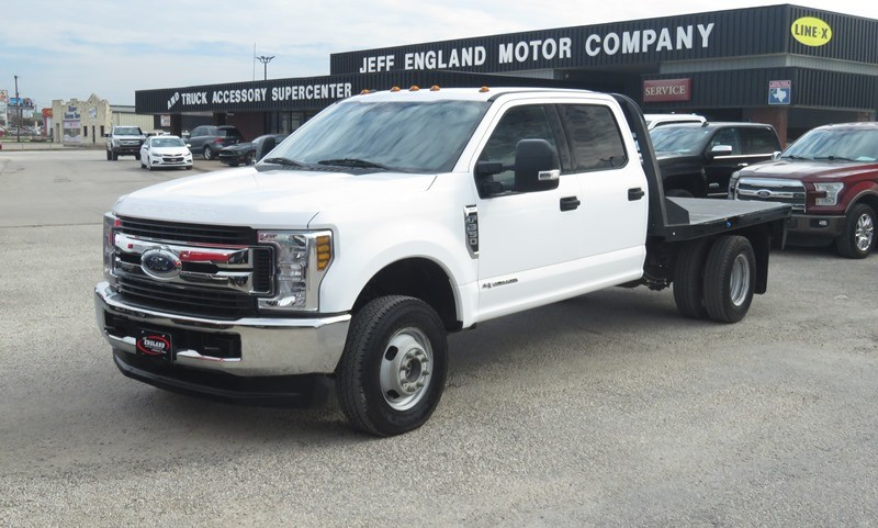 Ford Super Duty F-350 DRW 2018 price $44,950
