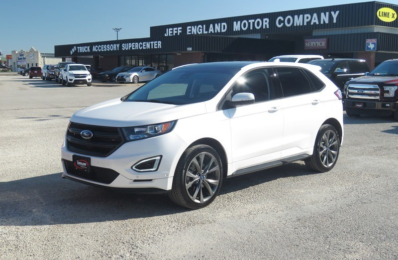 Ford Edge 2017 price $28,950