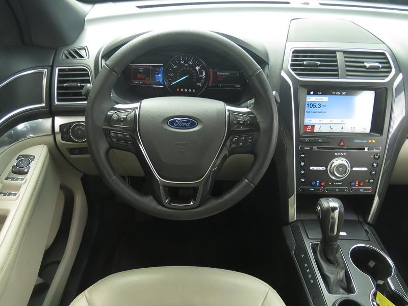 Ford Explorer 2018 price $31,950