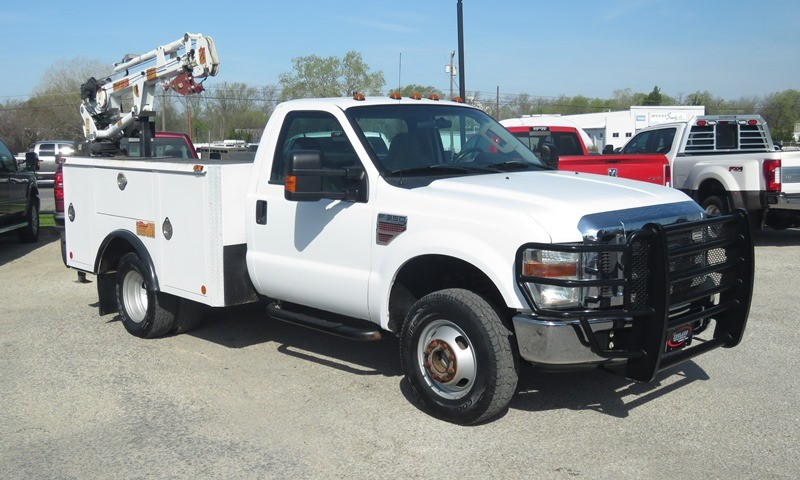 Ford Super Duty F-350 DRW 2008 price $27,950