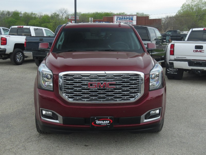 GMC Yukon XL 2018 price $59,950