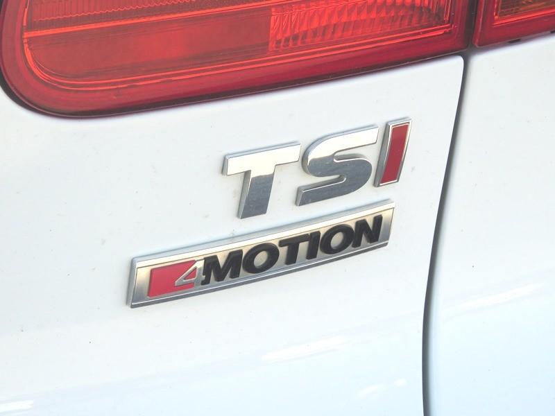 Volkswagen Tiguan 2016 price $14,950